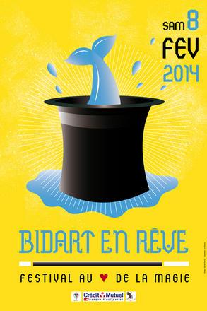 Affiche Bidart 2014