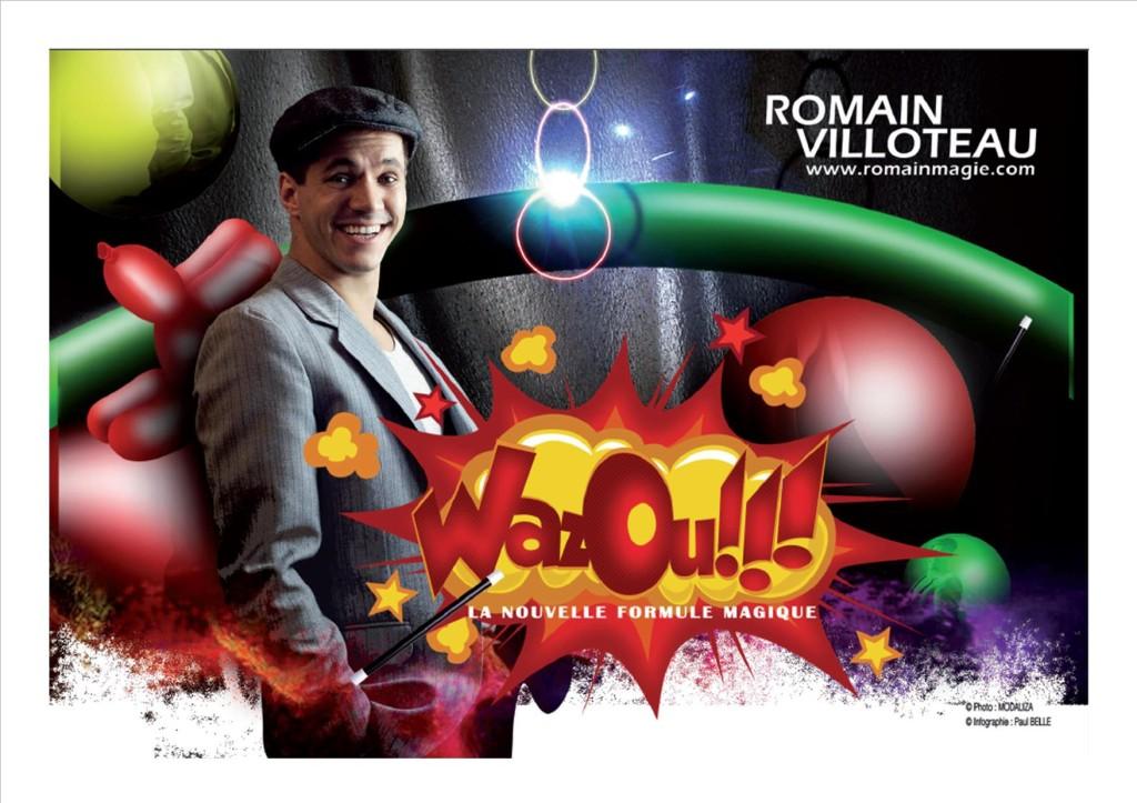 Romain Villoteau Wazou