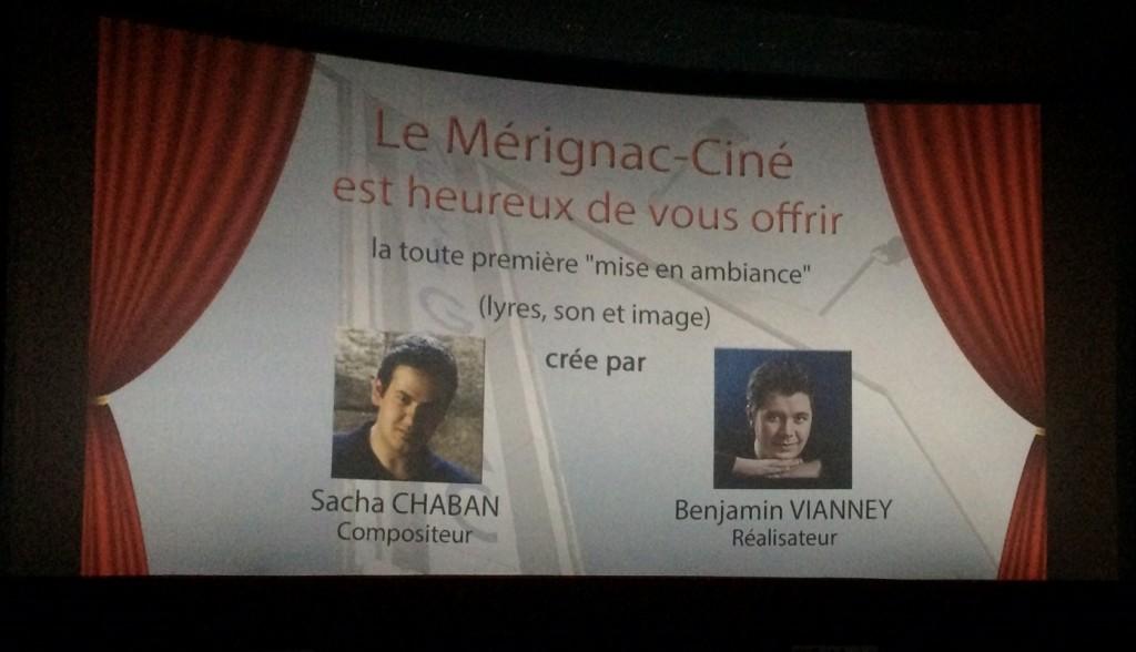 cinéma Mérignac